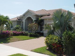 Waterfront Vacation Home Near Beach Quiet Location - Marco Island vacation rentals