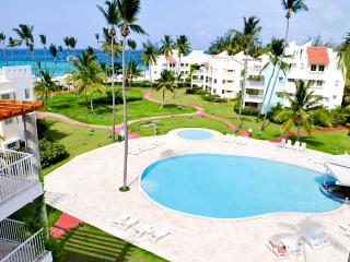 Stunning 3 bedroom beachfront penthouse!!!!!!!!! - Punta Cana vacation rentals