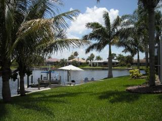 Villa Jacqueline:  Relaxing Canal Front Get Away! - Cape Coral vacation rentals