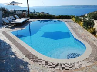 Nicolas Villa with private pool and amazing view - Chania vacation rentals