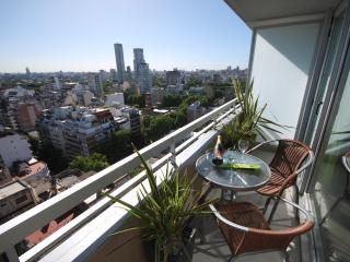 Stunning Studio in Brand New Palermo Highrise - Buenos Aires vacation rentals