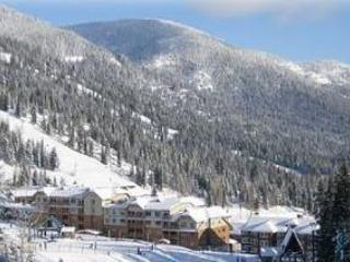 Ski in ski out luxury 2 Bedroom Morning Eagle - Whitefish vacation rentals