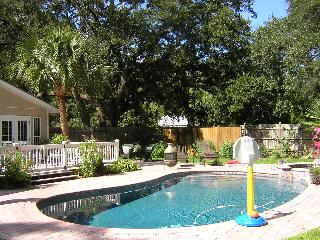 Pool Home- 3 BR- Located Close to Beach & Village - Saint Simons Island vacation rentals