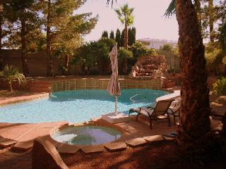 West Vegas Estate - Pool, Spa, Horseshoe Pit - Las Vegas vacation rentals