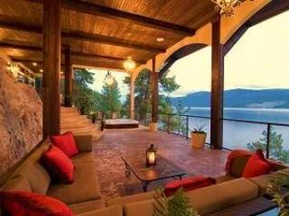 Breathtaking 4 BDRM  Mansion on Lake Okanagan - Lake Country vacation rentals