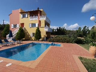 Villa Aretousa 2 with private pool and sea view - Chania vacation rentals