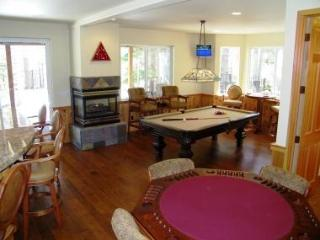 Spectacular New Home with Large Bar and Game Room! - South Lake Tahoe vacation rentals