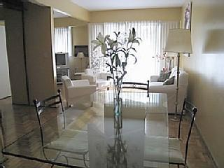As you enter the apartment Dining/Living room - Perfectly Located Recoleta / Barrio Norte Apart. - Buenos Aires - rentals