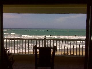 2BR Ocean Front - A Piece of Paradise in Cabarete - Cabarete vacation rentals