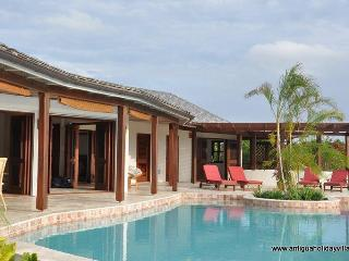 The Long House - Antigua - East coast - Antigua vacation rentals