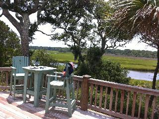 Middle Island Rental with Elevator, Three Carts - Bald Head Island vacation rentals