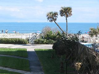 Oceanfront Townhouse on Beach Next to CB Pier - Cocoa Beach vacation rentals