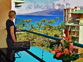 Honau Kai Resort 738 Spectacular Ocean View 1BR1BA - Kaanapali vacation rentals