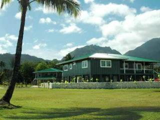 New Modern Hawaiian Plantation Home Hanalei Town - Hanalei vacation rentals