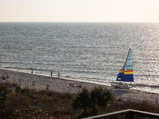 Direct Gulf Front with awesome beach view - Indian Rocks Beach vacation rentals