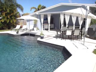 Contemporary Home, Large Private Backyard & Pool - Fort Lauderdale vacation rentals
