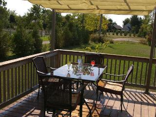 HUMMINGBIRD COTTAGE BAYFIELD/GRAND BEND LAKE HURON - Bayfield vacation rentals
