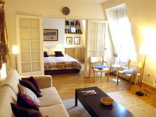 1 bedroom Latin quarter apartment - sleeps 4 - 6th Arrondissement Luxembourg vacation rentals