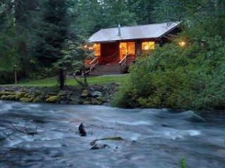 Creekside - Truly one of a kind! - Mount Rainier National Park vacation rentals