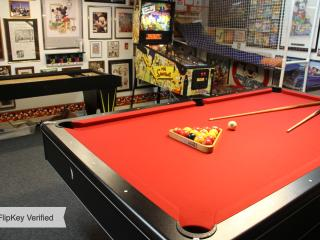Tropical Retreat: Award-Winning Game Room,Pool,Spa - Kissimmee vacation rentals