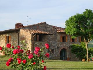 Country apt (6+2 beds)  with pool, terrace, wifi - Rignano sull'Arno vacation rentals