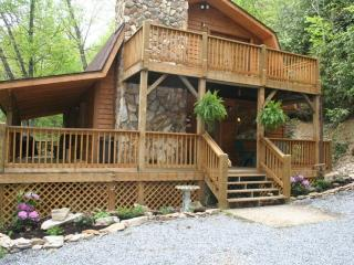 Secluded,Hot Tub,Pool Tbl,Fire Pit,WiFi,Wood FP - Maggie Valley vacation rentals