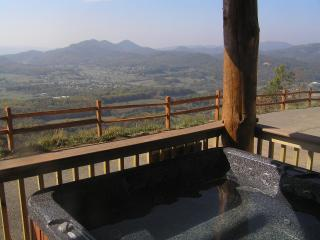 Panoramic Views, Hike to Park, Hi-Speed WiFi - Wears Valley vacation rentals