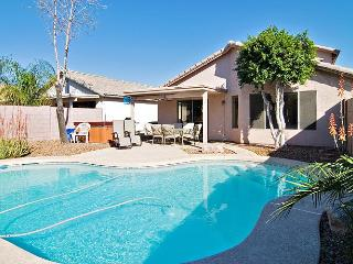 4BR Rental home w/private heated pool/spa, 5 TVs - Phoenix vacation rentals