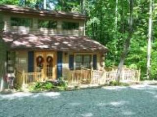 Serenity Ridge w/ Wicker furnished deck - Cottage on Lake Cumberland w/ Seasonal Lake View! - Monticello - rentals