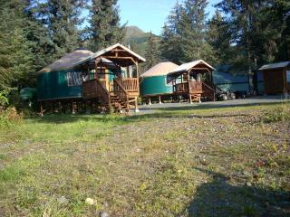 24ft. yurt nestled in the woods - Seward vacation rentals