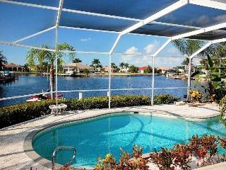 2,000 Sq.Ft Lanai (600' Covered) Wide Water Views - Marco Island vacation rentals