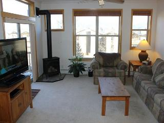 SDR407 Inviting Townhouse w/Private Hot Tub, Wifi, Private Laundry, Garage - Silverthorne vacation rentals