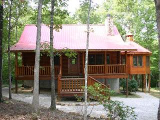 Big South Fork Log Cabin - Scent From Above - Jamestown vacation rentals