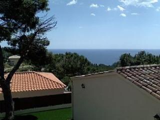 Villa near Tossa de Mar with pool and sea views - Tossa de Mar vacation rentals