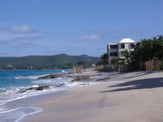 Beautiful St. Croix Beachfront Condo Frederiksted - Frederiksted vacation rentals