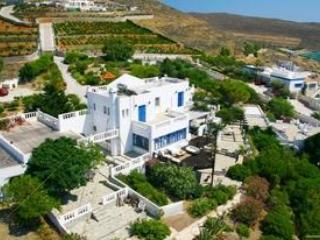 Syros Island,  Poseidon Villa Estate, 7 bedrooms - Syros vacation rentals