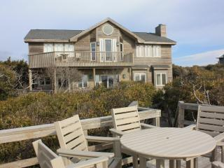 Oceanfront, Three Master Bedrooms, Elevator - Pine Knoll Shores vacation rentals