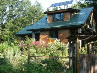 Off the Grid Timber Frame Retreat on Gilbert Lake - Empire vacation rentals