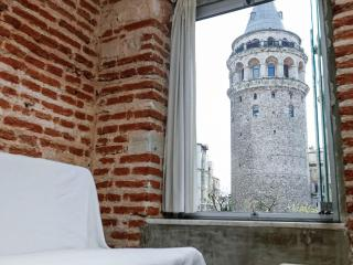 Galata Bohem at Galata Tower SQ with amazing view - Istanbul vacation rentals