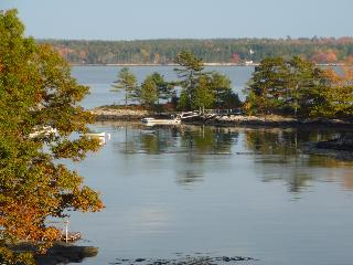 Peaceful Waterfront Cottage-5BR/3BA  5 Islands, ME - Georgetown vacation rentals