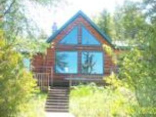 Deluxe Log Home on Lake Huron at Drummond Island - Drummond Island vacation rentals