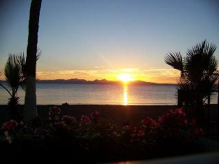 House on the water right on the beach - Loreto vacation rentals