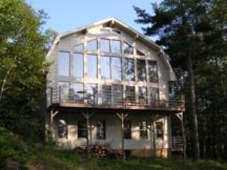 Home on Cochran Lake in New Limerick, Maine. - New Limerick vacation rentals