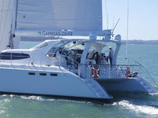 Gamesail's Charter Yacht