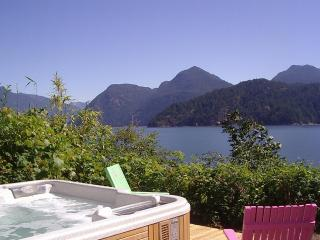 Marians On The Coast Dog Friendly Seaside Retreat - Gibsons vacation rentals