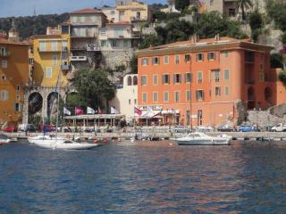 TERRACE ON THE BAY, flat in Villefranche sur Mer - Nice vacation rentals
