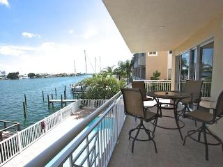 3 bed, 3 bath Waterfront Paradise Clearwater Beach - Indian Rocks Beach vacation rentals