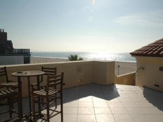 2 Bed/1.5 ba Strand Apt with A/C and Rooftop Deck - Hermosa Beach vacation rentals