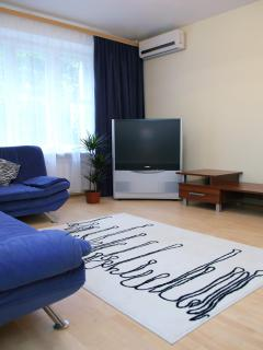 Moskva-city apartment - Moscow vacation rentals