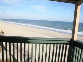 Direct Ocean Front Condo - Views from 3 windows - - Myrtle Beach vacation rentals